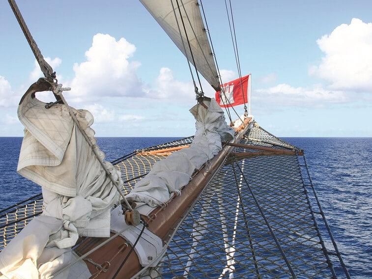 Segel- & Yacht-Reisen