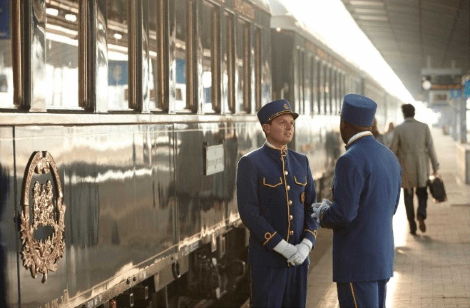 Orient Express Erlebni...