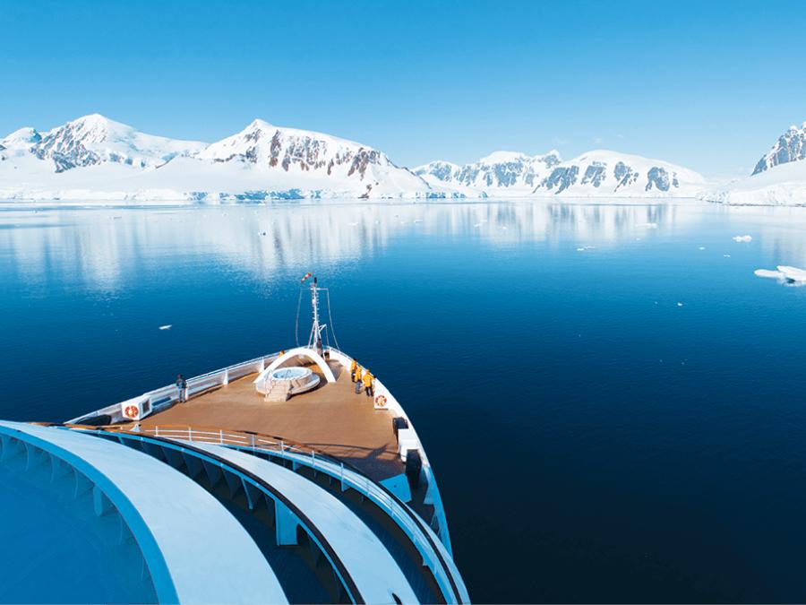 Spitzbergen ab/bis Lon...