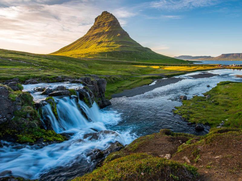 10 Tage Rund um Island...