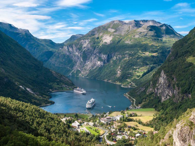AIDA Norw. Fjorde