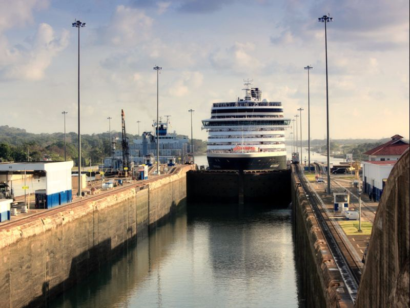 NCL Panamakanal