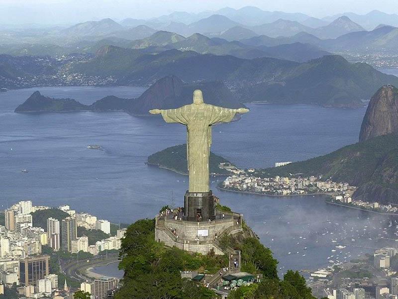 Rund um Südamerika