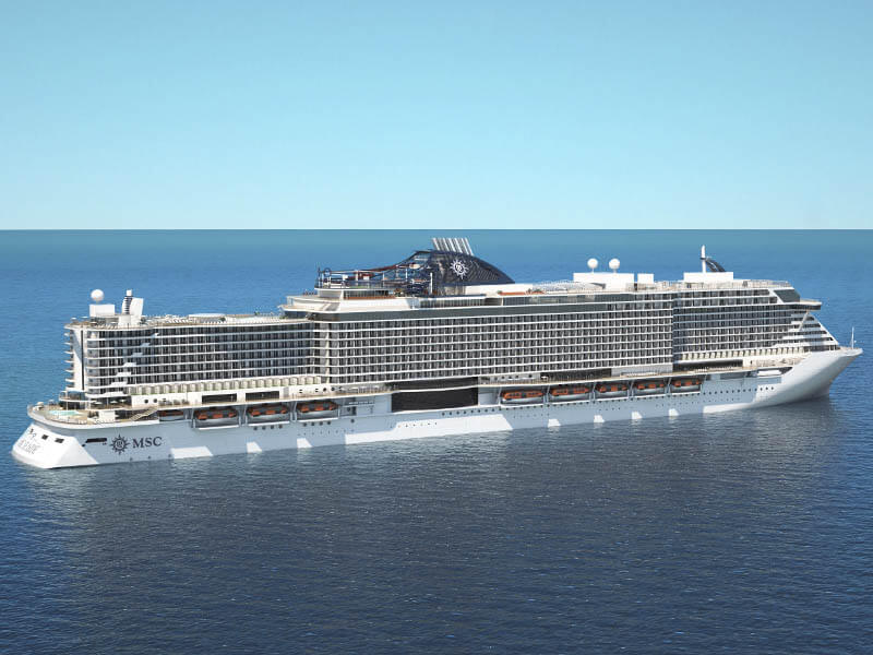 MSC  Seaside Spezial