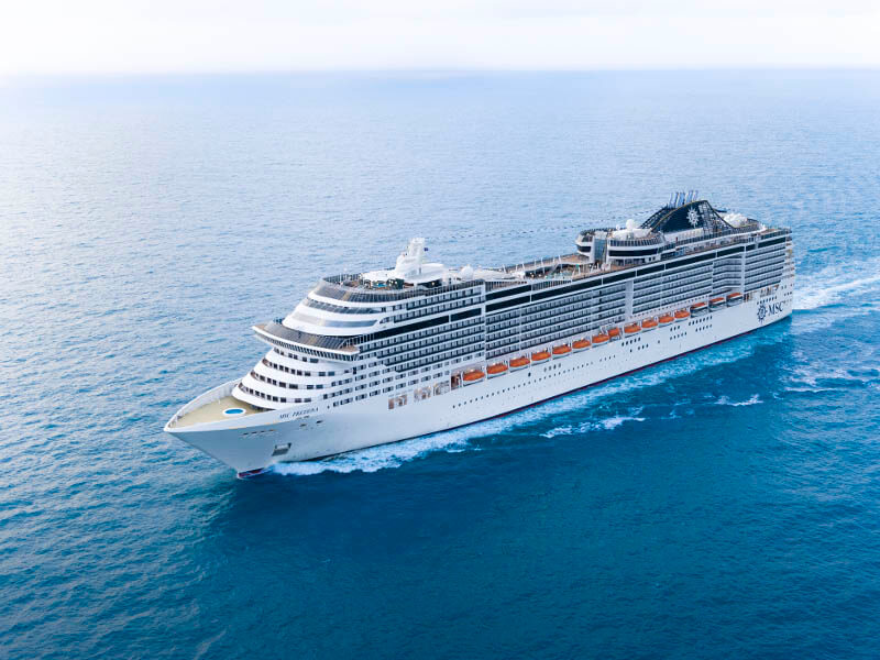 MSC FLY&CRUISE SPECIAL