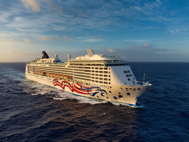 Hawaii saarte kruiis. Norwegian Cruise Line. 7ööd