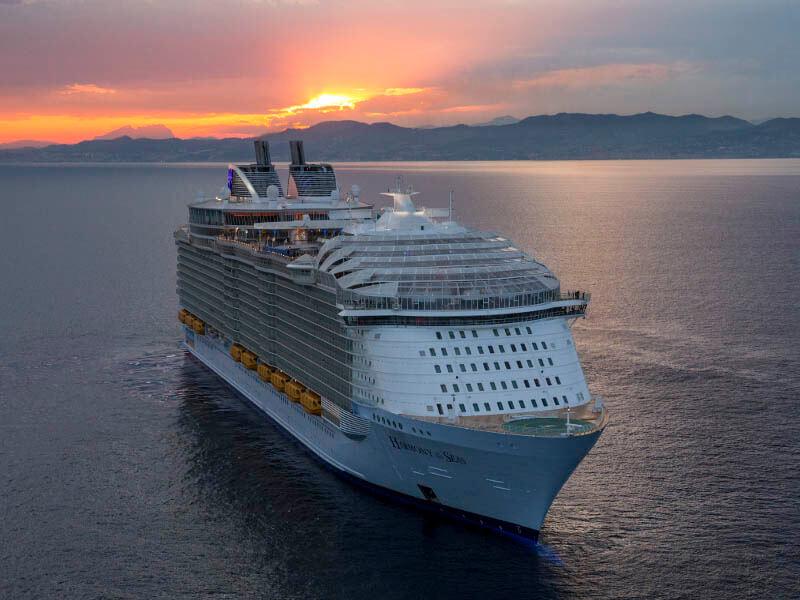 Kariibi mere kruiis - Haiti-Jamaica-Mehhiko. Harmony of the Seas. 7 ööd