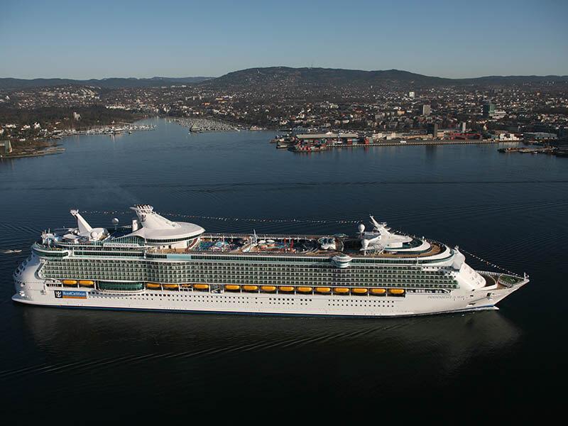 Norra fjordid algusega Inglismaalt, Independence of the Seas, 8 ööd