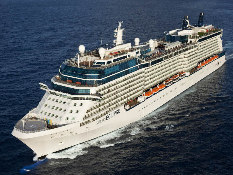 Celebrity Eclipse HAWAII